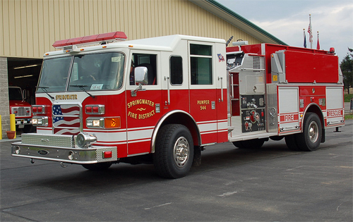 Springwater Fire District